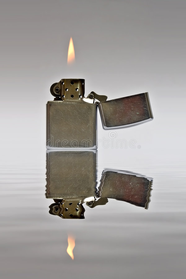 Lighter royalty free stock photo