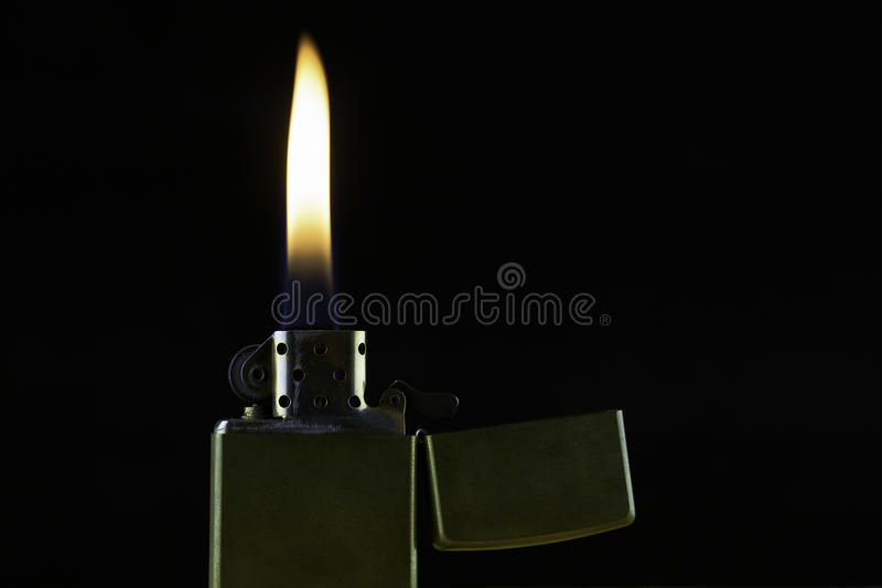 A Lighter Royalty Free Stock Images