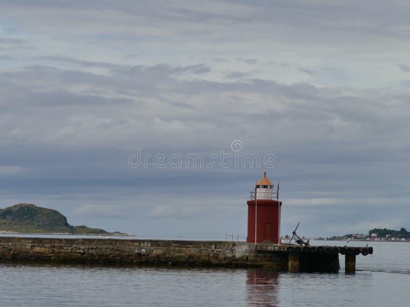 Ã…lesund& x27;s lighthouse royalty free stock photos
