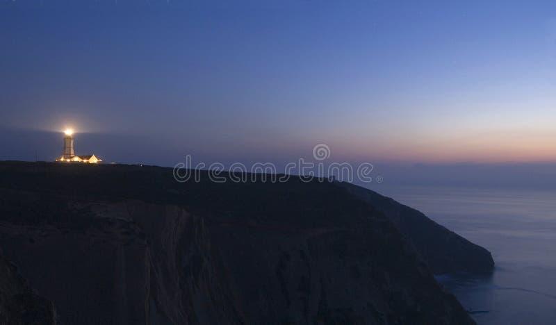 Download Lighthouse stock photo. Image of marine, espichel, estremadura - 1533636
