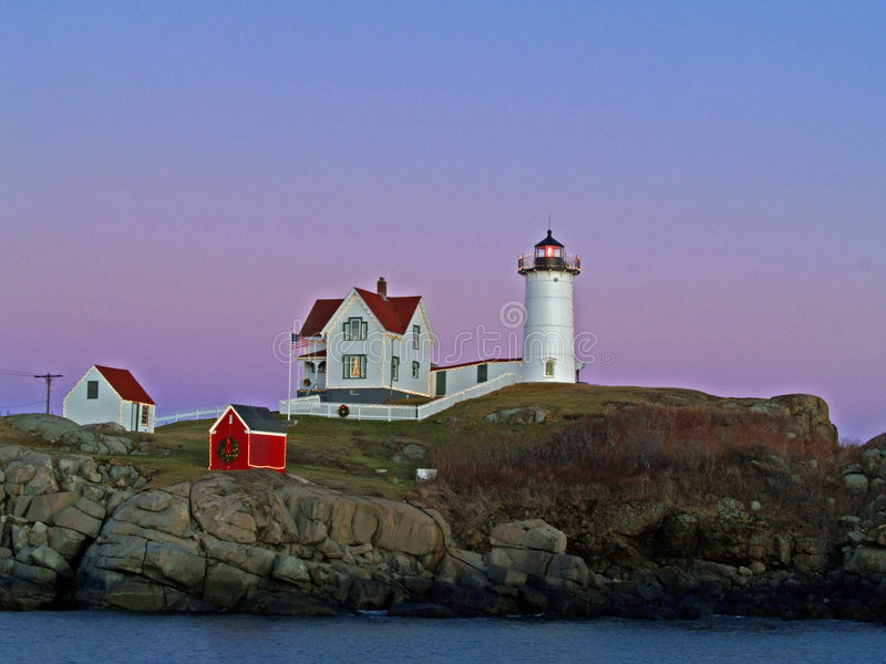 Download Lighthouse stock image. Image of guidance, ledge, tower - 1707745
