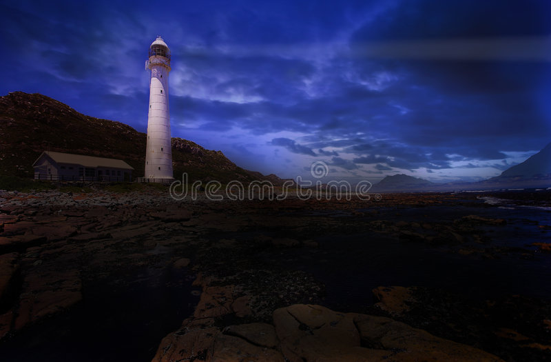 Lighthouse #2 royalty free stock photography