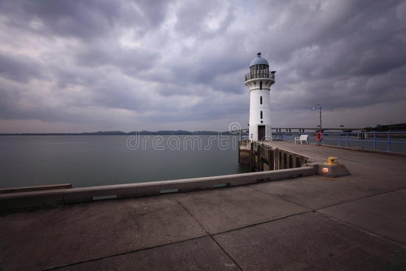 Download Lighthouse stock photo. Image of lighthouse, singapore - 20965636