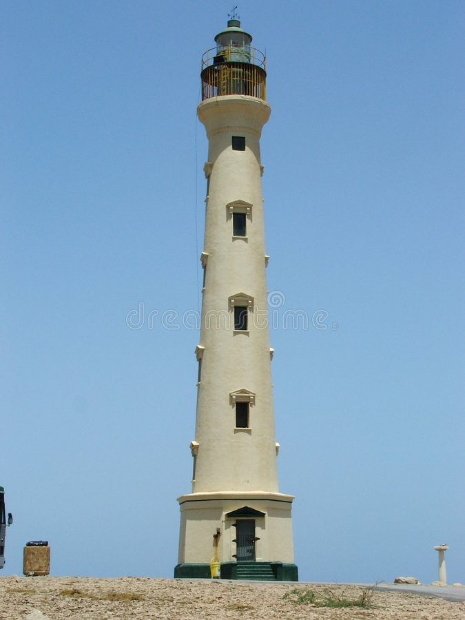 The Lighthouse royalty free stock photography