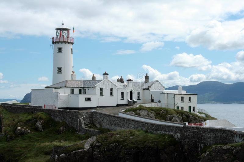 Download Lighthouse stock photo. Image of exterior, irish, light - 25864544
