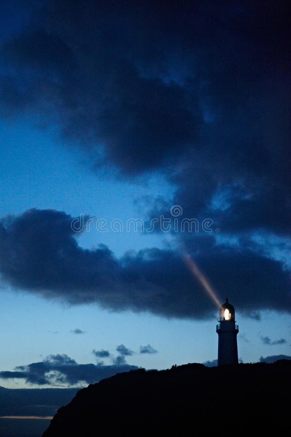 Download Lighthouse stock photo. Image of night, blue, noise, hill - 26924458