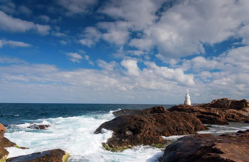 Download Lighthouse Stock Image - Image: 27122451