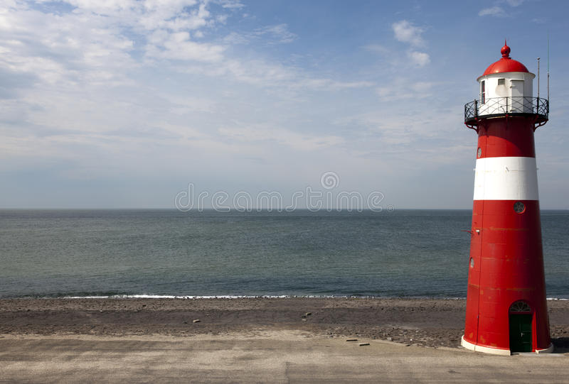 Download Lighthouse stock image. Image of light, holland, house - 27464205