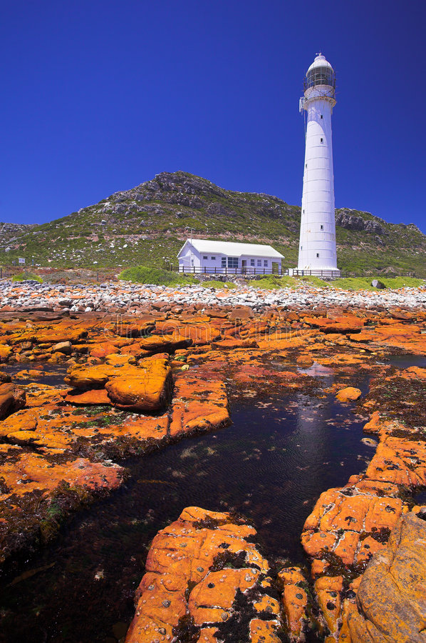 Lighthouse #5 Royalty Free Stock Photo