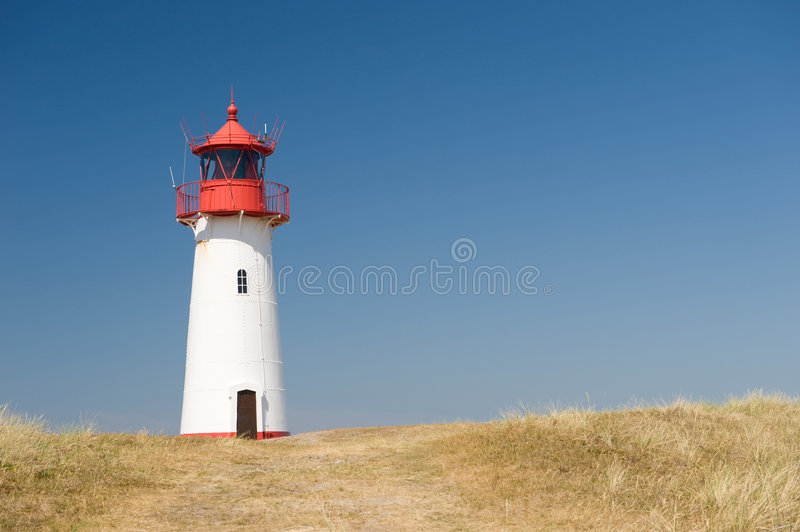 Download Lighthouse stock image. Image of ship, building, island - 7044207