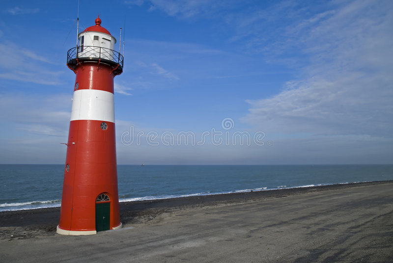 Download Lighthouse stock image. Image of fresnel, search, maritime - 7519425
