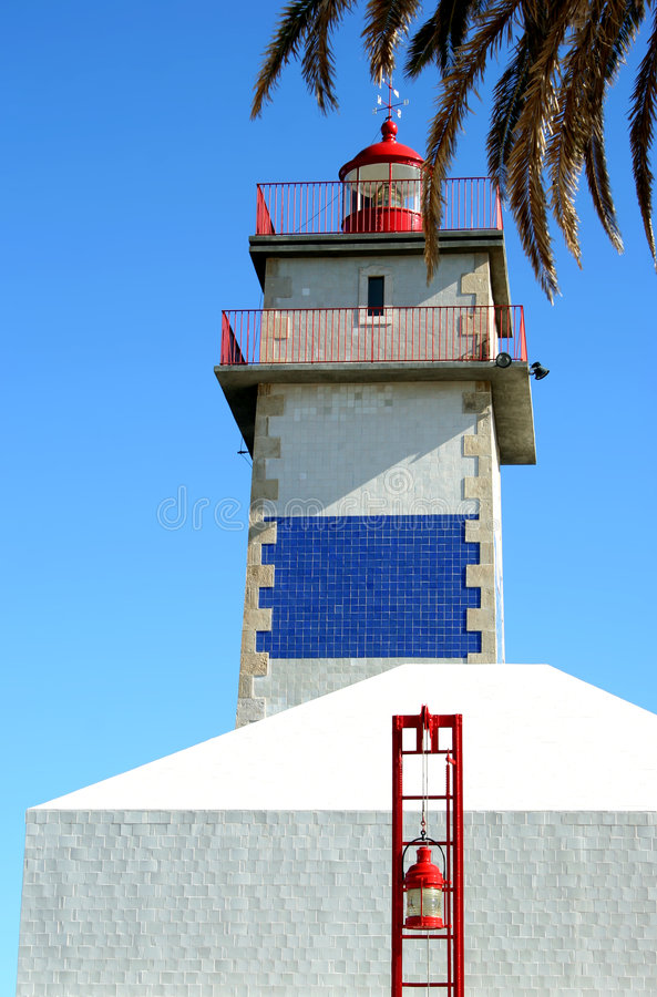 Download Lighthouse stock photo. Image of summer, rock, warm, spring - 7593580
