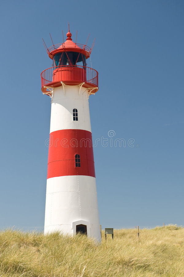 Download Lighthouse stock image. Image of green, building, signal - 8162065