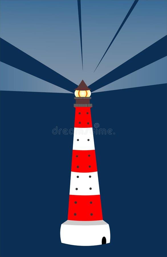 Download Lighthouse in Action stock vector. Image of door, atlantic - 2215065