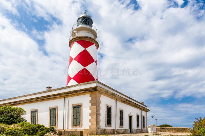 Download Lighthouse stock photo. Image of landmark, building, cabrera - 43069680