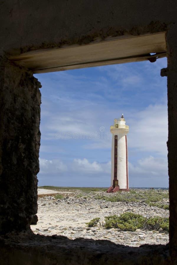 Download Lighthouse Framed In Doorway Stock Image - Image: 5173477