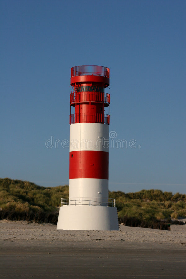 Download Lighthouse of  Helgoland stock photo. Image of destinations - 7033196