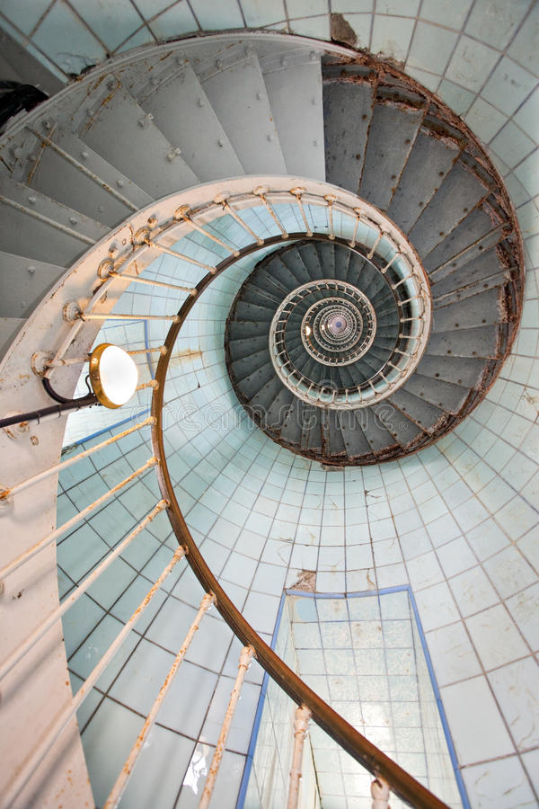 Free Lighthouse High Staircase Royalty Free Stock Photography - 10487147