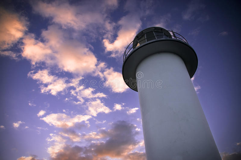 Download Lighthouse Of Hope stock image. Image of hope, house - 15083697