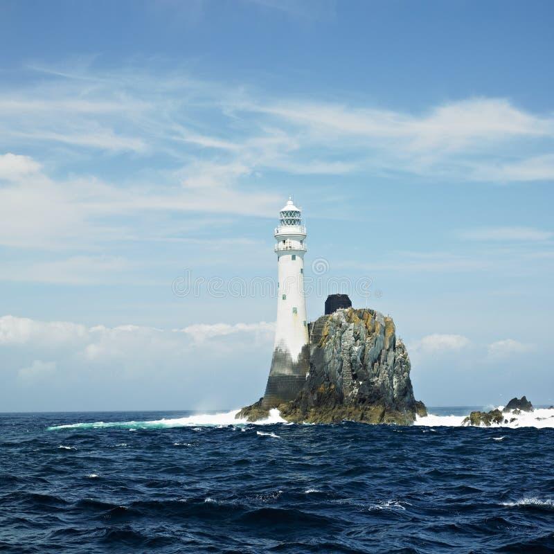 Lighthouse, Ireland royalty free stock image