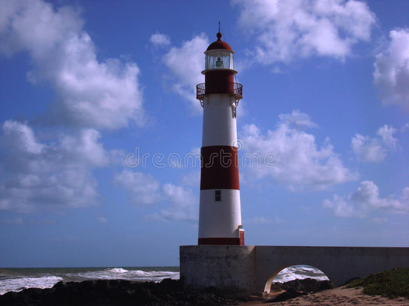 The Lighthouse royalty free stock photo