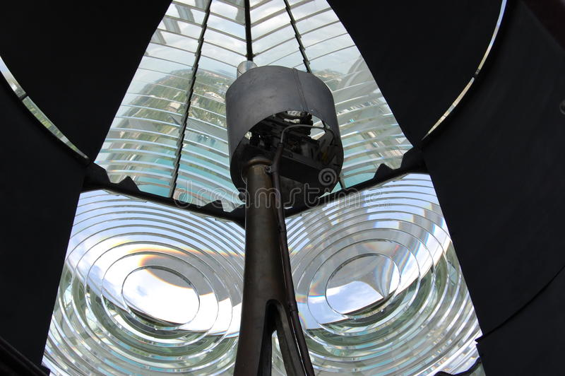 Download Lighthouse Lens Stock Photo - Image: 12659190