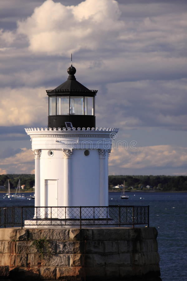 Download Lighthouse in Maine stock image. Image of lighthouse - 22917255