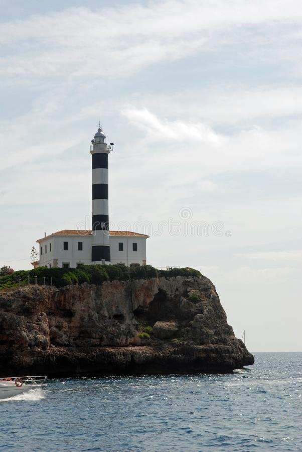 Lighthouse in Mallorca