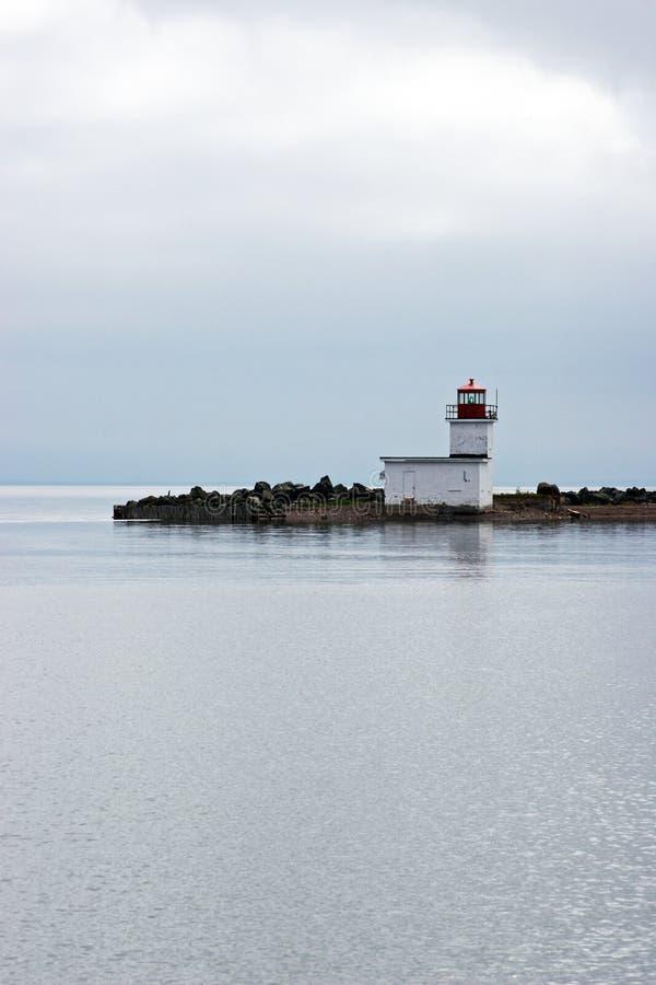 lighthouse - nova scotia royalty free stock images