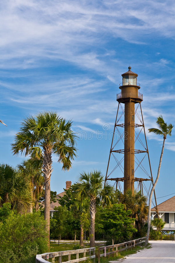 Free Lighthouse On Right Stock Photo - 2705180
