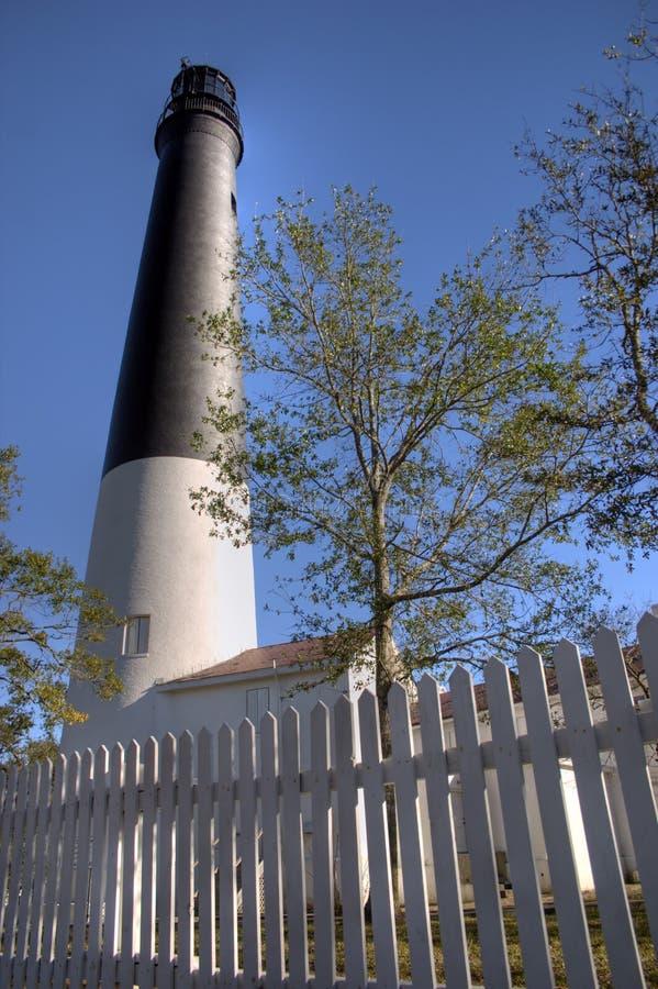 Download Lighthouse Pensacola stock photo. Image of artifact, coast - 3913896