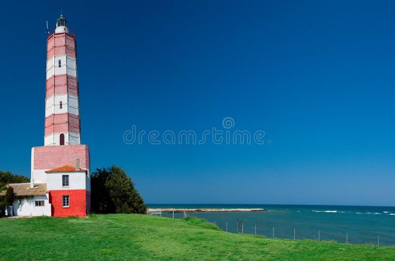 Download Lighthouse Shabla stock photo. Image of island, ocean - 10869556