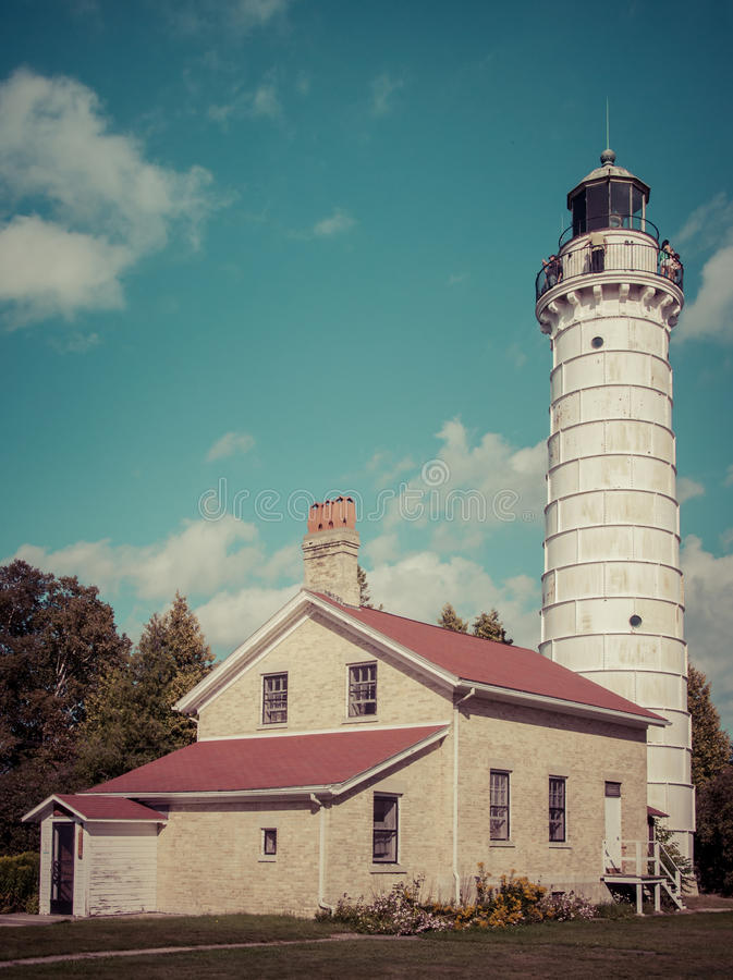 Lighthouse tower royalty free stock photography