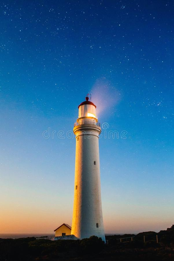 Lighthouse, Tower, Sky, Beacon royalty free stock images