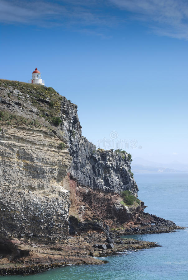 Download Lighthouse View From The Albatross Centre, Dunedin Stock Image - Image: 31077943