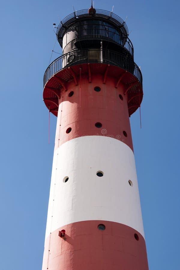 Download Lighthouse Westerheversand In Westerhever Stock Photo - Image: 91240398