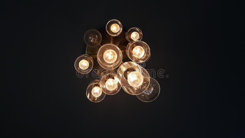 lighting royaltyfria foton