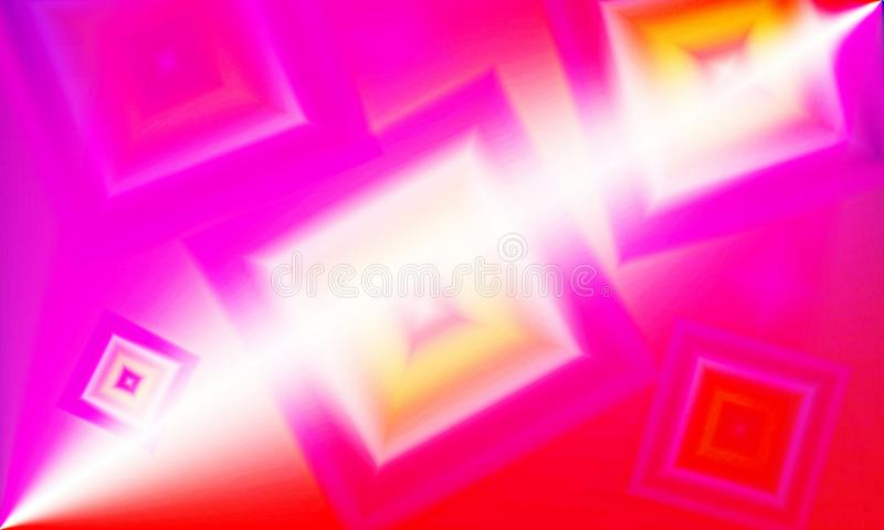 Lighting in abstract stock images