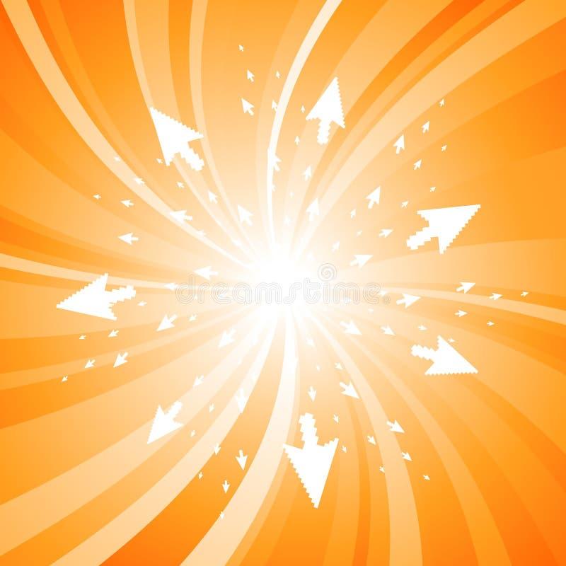 Lighting background vector vector illustration