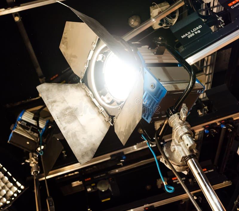 Lighting equipment stock images