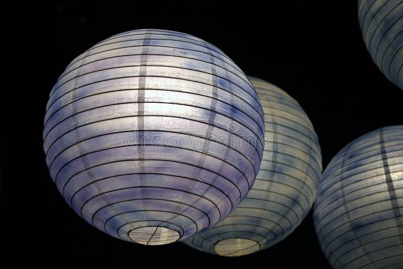 Lighting II stock image