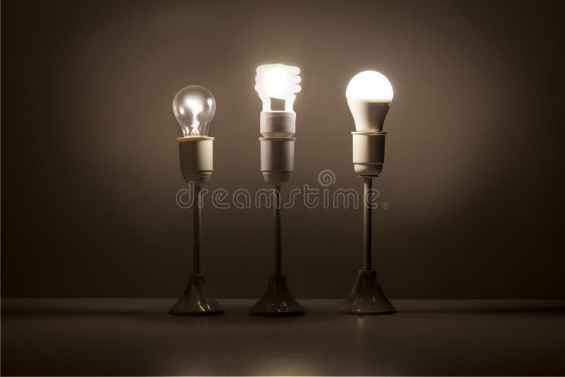 Lighting progress royalty free stock image