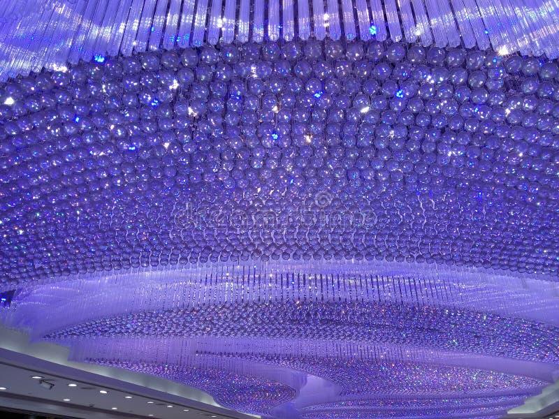Mall lights Travel Tamil Nadu stock photo