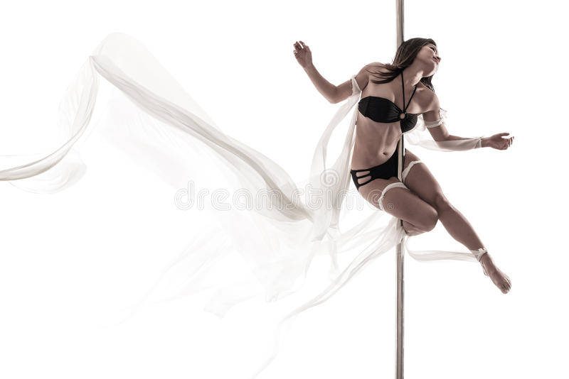 Download Lightness in dance stock photo. Image of gymnast, lifestyle - 35371602