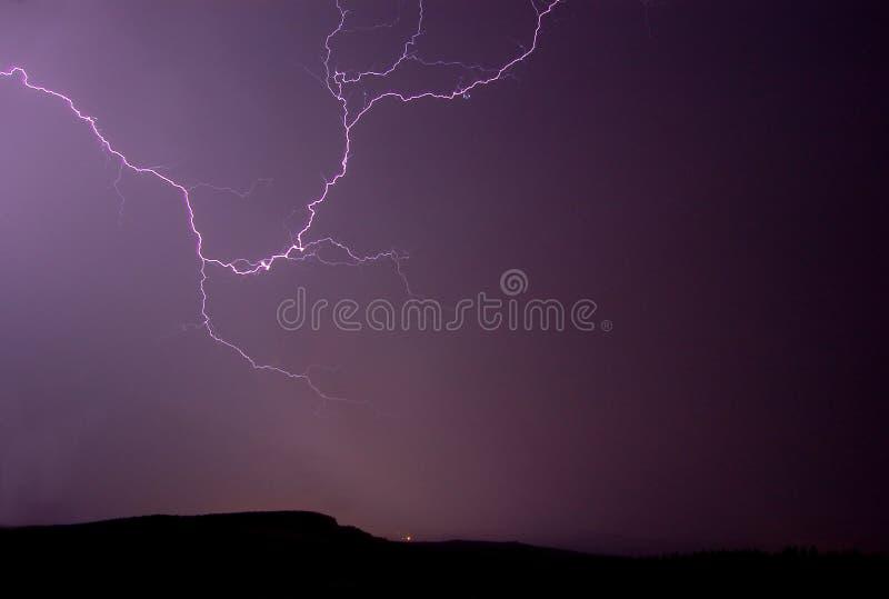 Download Lightning stock photo. Image of cloud, thunder, southwest - 10692586