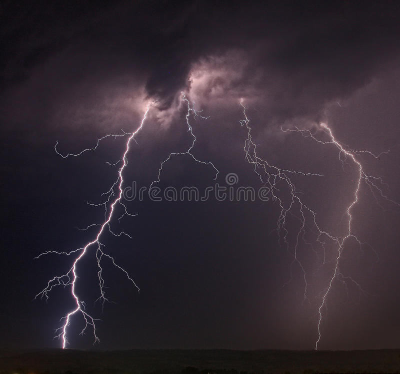 Download Lightning stock photo. Image of electric, thunderstorm - 18047832