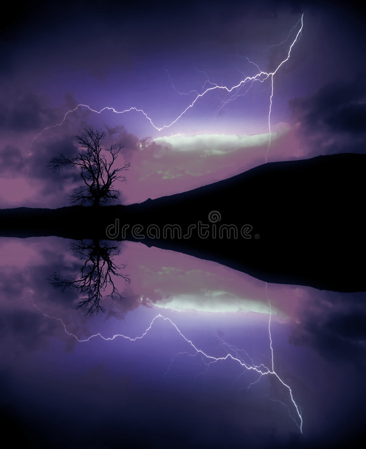 Free Lightning Stock Photos - 2395803