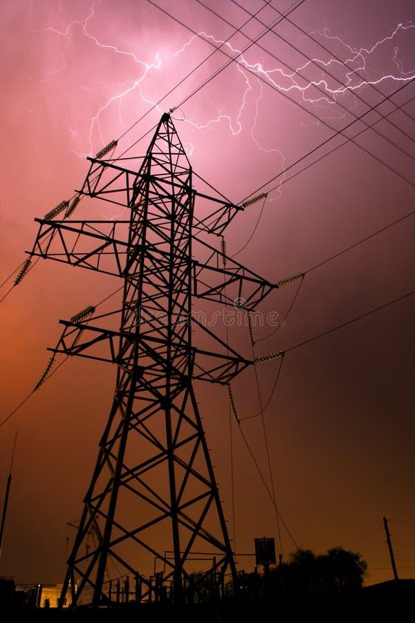 Free Lightning Stock Images - 5088524