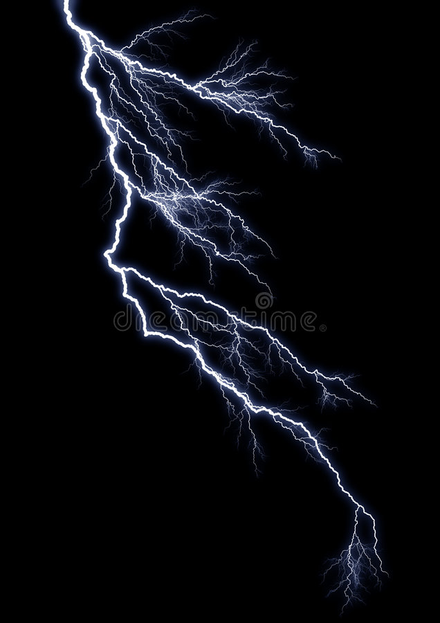Free Lightning Stock Photography - 5168162