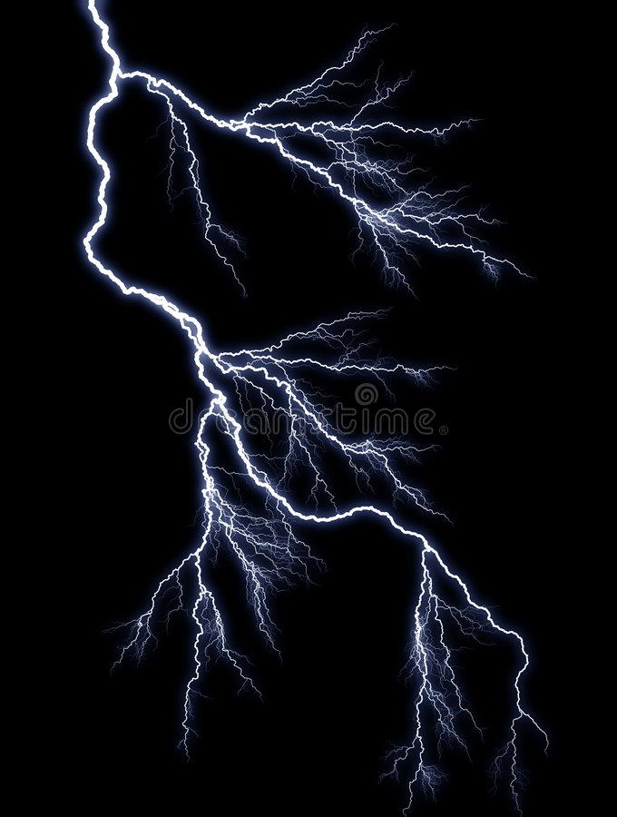 Free Lightning Royalty Free Stock Photo - 5230945